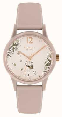 Radley Women's Pink Plastic and Silicone Watch RY21284