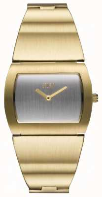 STORM Women's XIS-X Gold Plated Stainless Steel Bracelet 47506/GD