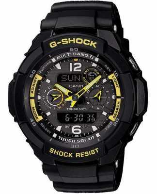 Casio G-Shock Waveceptor Tough Solar GW-3500B-1AER
