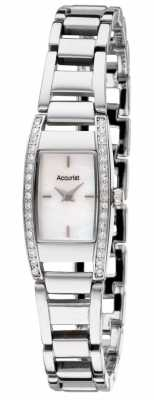 Accurist Womens Crystal Set Bracelet LB1397P