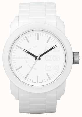 Diesel Unisex White Dial Watch DZ1436