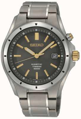 Seiko Mens Titanium Kinetic SKA765P1