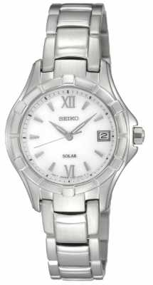 Seiko Womens Solar Powered SUT027P1