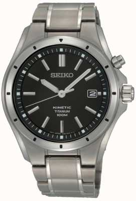 Seiko Mens Titanium Kinetic SKA493P1