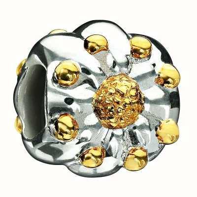Chamilia Sunflower 14K Gold Charm KC-77