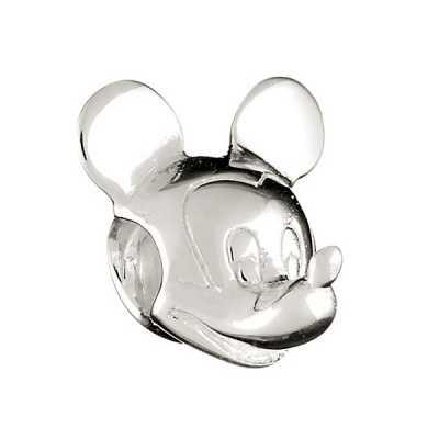 Chamilia Mickey Mouse Head DIS-1