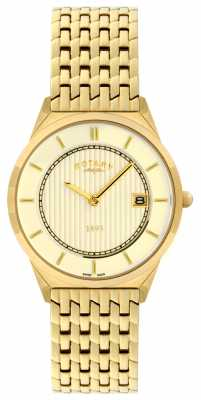 Rotary Mens Ultra Slim Collection GB08002/03