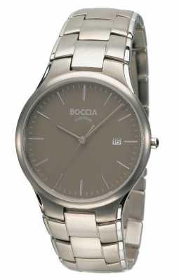 Boccia Titanium Mens B3512-02
