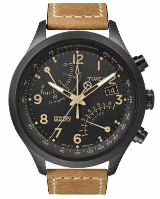 Timex IQ T Series Fly-Back Chronograph T2N700