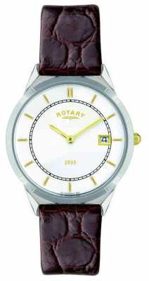 Rotary Mens Ultra Slim Collection GS08000/02