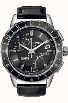 Timex Intelligent Quartz Fly-Back T2N495