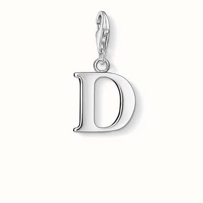 Thomas Sabo D Charm 925 Sterling Silver 0178-001-12