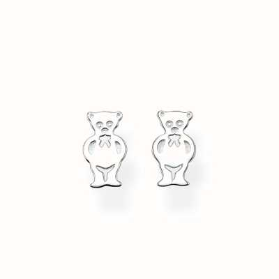 Thomas Sabo Earstuds 925 Sterling Silver Blackened H1887-637-12
