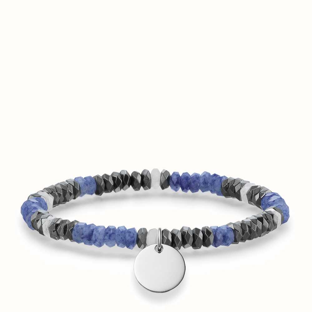 Thomas Sabo personalised bracelet multicoloured LBA0022-828-7-L14,5 Thomas Sabo