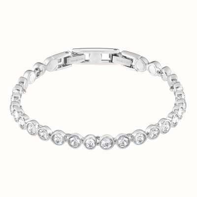 Swarovski Tennis | Clear Crystal | Rhodium Plated | Bracelet 1791305