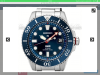 Customer picture of Seiko Mens PADI Prospex Solar Blue Dial SNE435P1