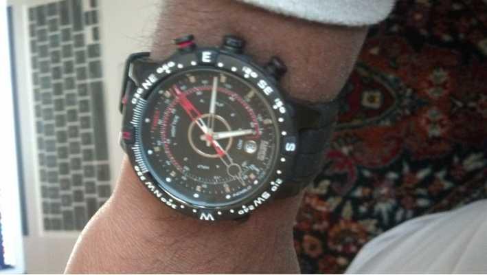 Timex IQ Tide T2N720
