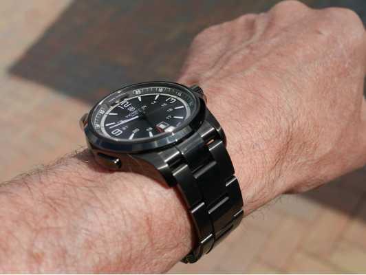 432adc4381fc Victorinox Swiss Army Mens Night Vision Grey Watch