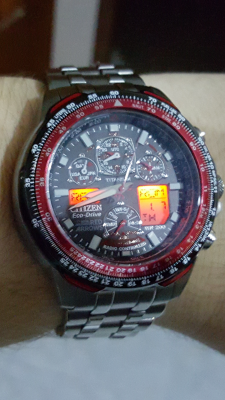 Citizen eco-drive skyhawk titanium mens watch jr3060-59f manual.