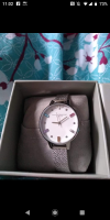 Customer picture of Olivia Burton   Womens   Rainbow Bee   Demi Stainless Boucle Mesh   OB16RB10