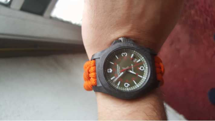 Victorinox Swiss Army Carbon Inox Limited Edition With