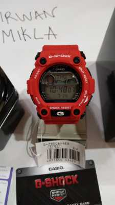 Customer picture of Casio G-Shock G-Rescue Mens Alarm Chronograph G-7900 50c90a710